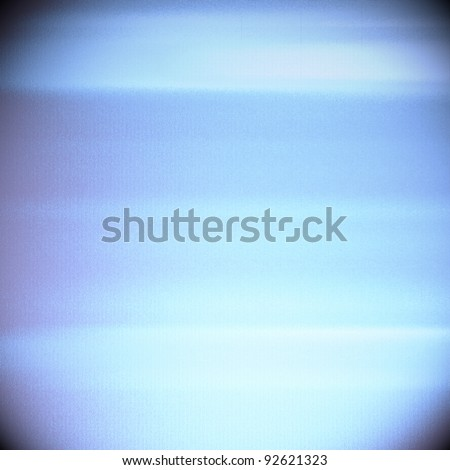 old analog television or oscilloscope screen as unique background for text or design - stock photo