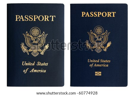 American Passport Stamp Stock Photos, Images, & Pictures ...