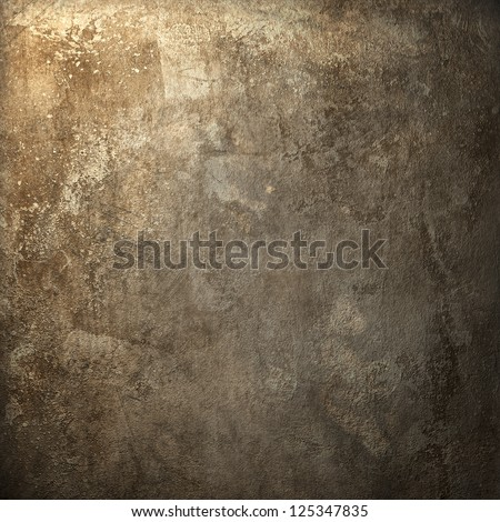 Old and vintage grunge background - stock photo