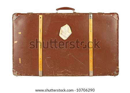 Old Suitcase Stickers Stock Images, Royalty-Free Images & Vectors ...