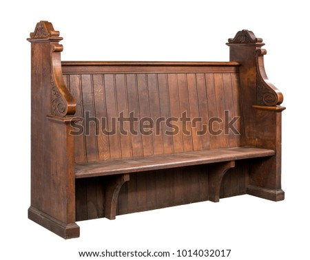 pine bench pew antiques victorian church pitch antique solid atlas