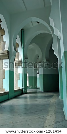 old arches - stock photo