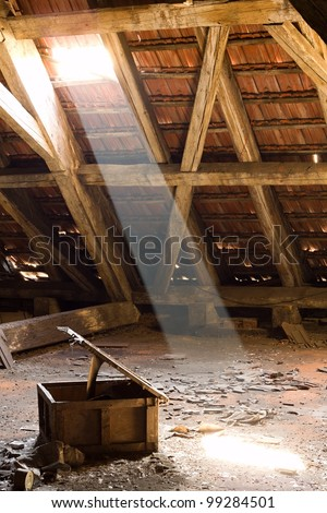 Old Attic Stock Images, Royalty-Free Images & Vectors | Shutterstock