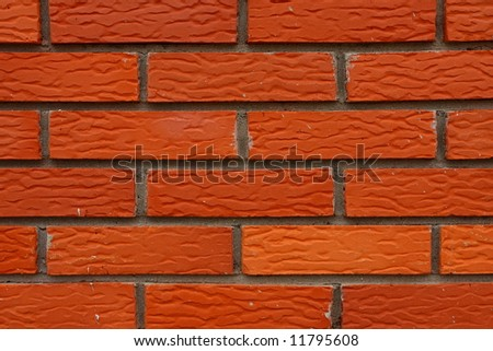 old blocks wall
