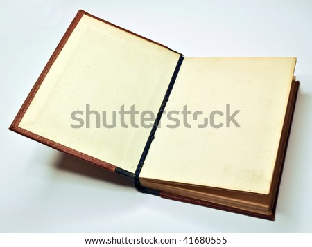 Old-book - stock photo