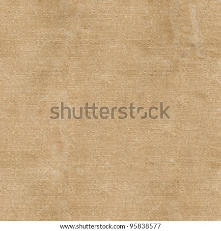 old book in a cloth cover on a white background. seamless fabric texture - stock photo