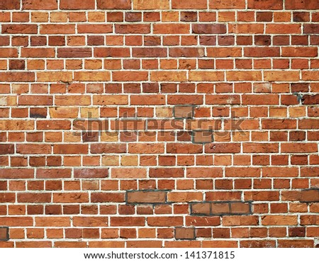 old brick brown wall texture