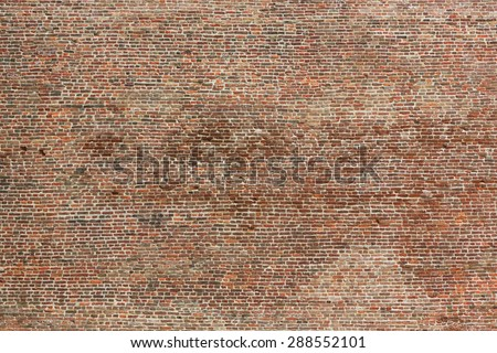 old brick wall seamless texture - stock photo
