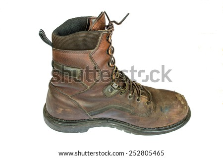 Steel Toe Boots Stock Images, Royalty-Free Images & Vectors ...