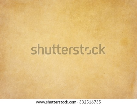 Old brown paper background. Vintage paper background - stock photo