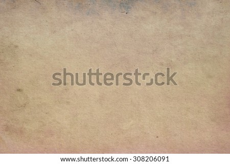 Old brown paper. Vintage abstract background for text
