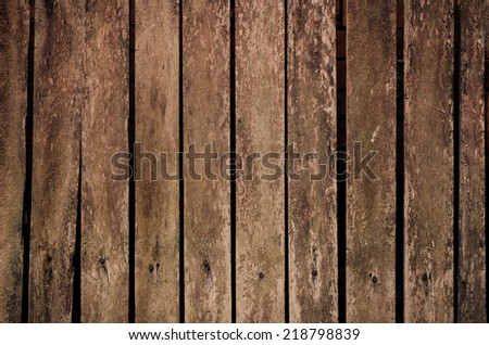 old brown wood texture background . - stock photo