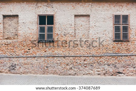Old building background