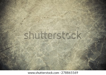 Old canvas background - stock photo