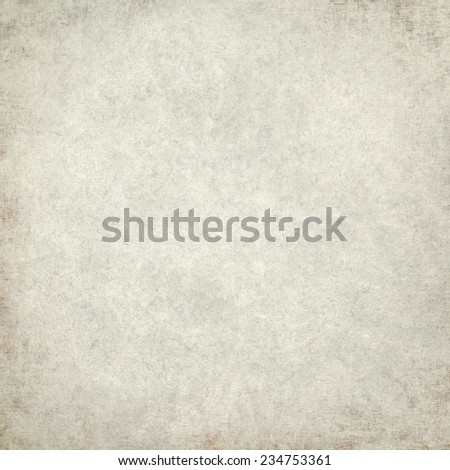 old canvas texture parchment paper grunge background - stock photo