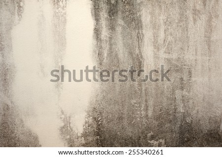 Old cement wall texture. - stock photo