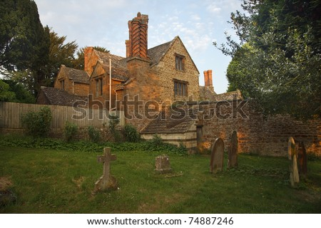 Old cemetery, Oxfordshire, Banbury, England