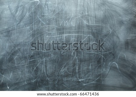 Old chalk board - stock photo