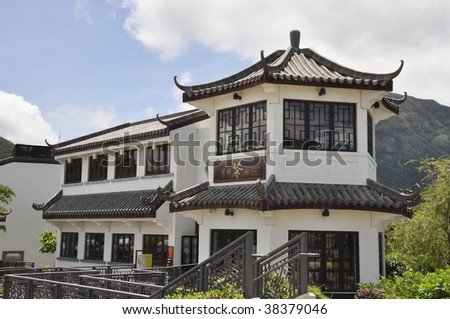 Old Chinese House Style