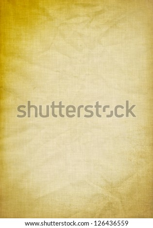 Old Color Grunge Template - stock photo