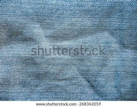 old color jeans backgrounds  - stock photo