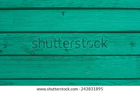 Old colored wood - stock photo