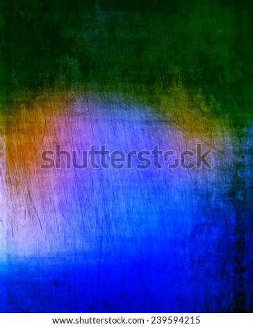 old colorful grungy background - stock photo