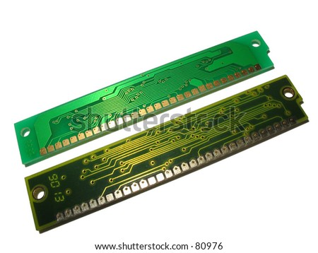 old computer memory chips