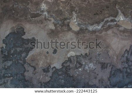 Old concrete wall surface background. - stock photo