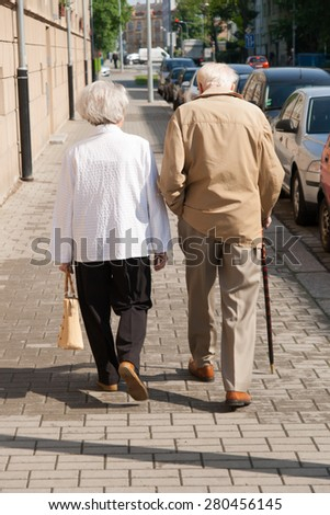 Couple Walking Stock Photos, Royalty-Free Images & Vectors ...