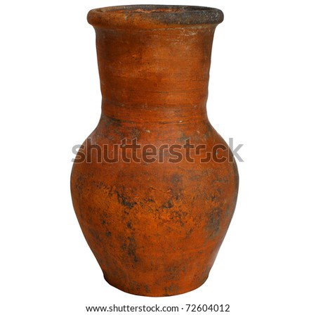 old crock - stock photo