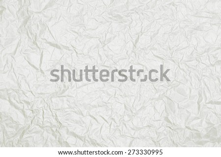 Old Crumpled Paper for background
