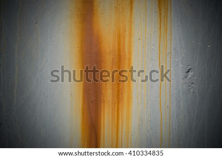 Old, dark steel, with traces of rust on the surface of streams. It can be used as the background or texture for photo-shop or any other photo editors. - stock photo