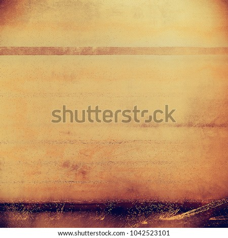 Grunge Design Composition Over Ancient Vintage Stock Illustration ...