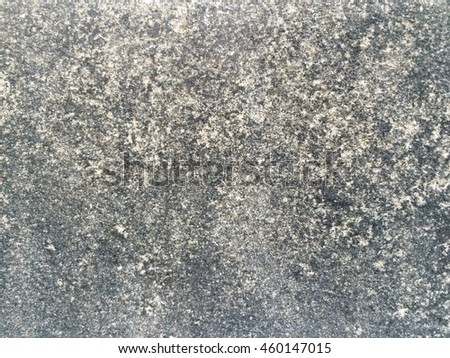 Old dirty dark cement wall texture background