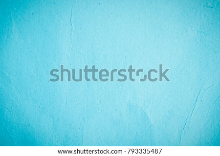 Old Eco Paper Teal Kraft Background Texture In Soft White Light Color Concept For Page Wallpaper