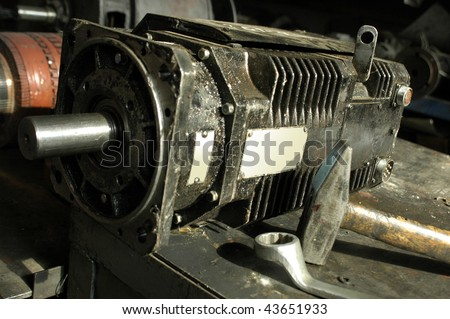 Motor Winding Stock Photos Images Pictures Shutterstock
