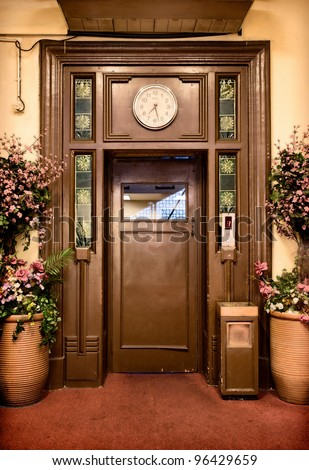 Old Elevator Stock Images Royalty Free Images Amp Vectors