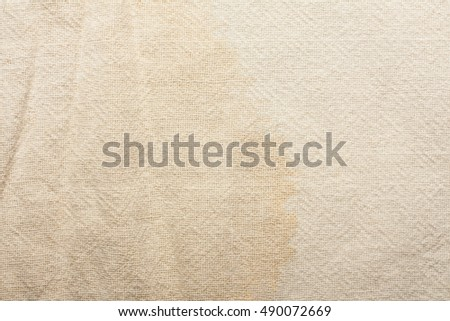 Old Fabric Background