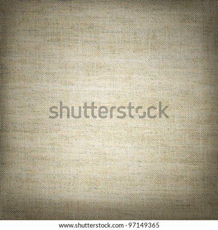 old fabric texture background - stock photo
