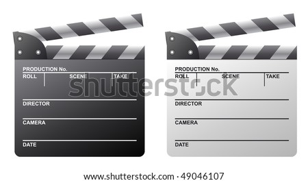 Old Fashioned Clapboard - stock photo