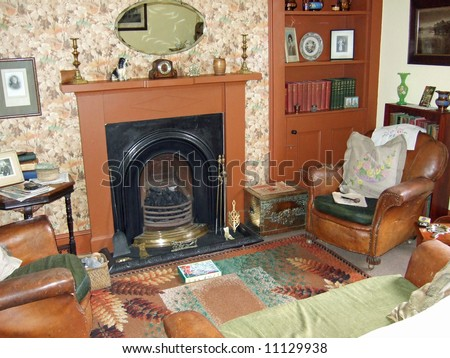 marvelous old fashioned living room | Oldfashioned Living Room Stock Photo 11129938 - Shutterstock