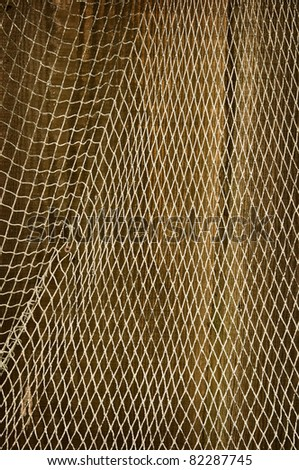 Old Fisher Net Backgrounds