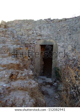 Old Fortress   - stock photo