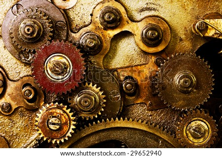 old gearing