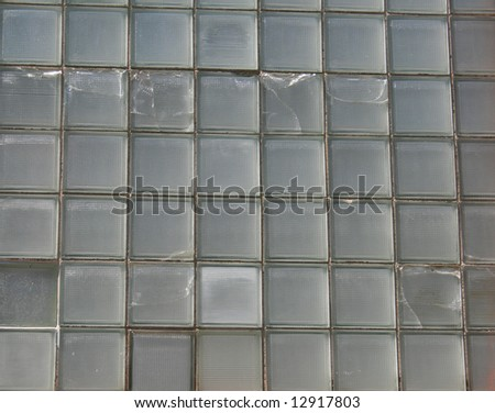 Old Glass Blocks