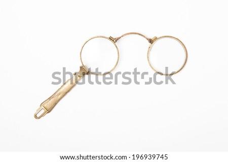 Old Glasses - stock photo
