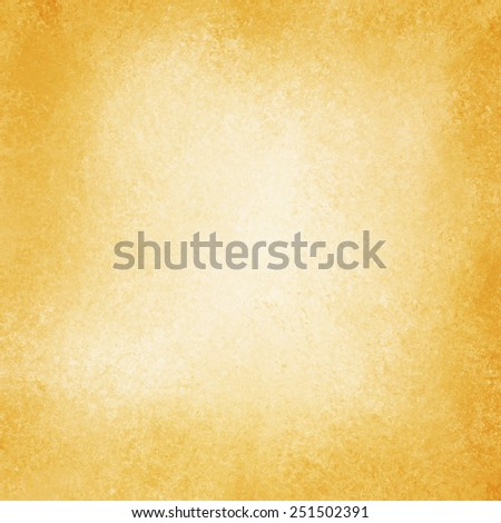 old gold paper background, off white yellowed vintage paper with gold burnt edges or grunge border design, elegant pale color with aged distressed texture and stains - stock photo