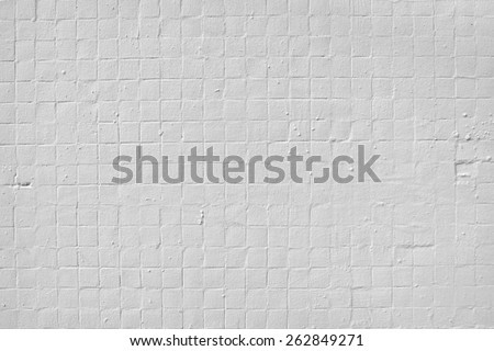 old gray wall - stock photo