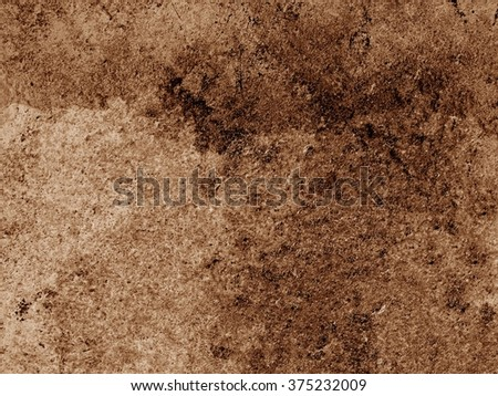old grunge brown abstract texture illustration background